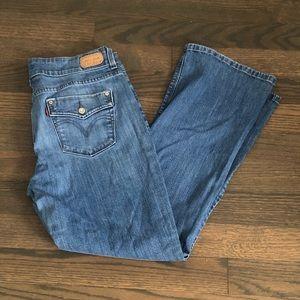 Classic Levi's Jeans 526 slender boot cut size 10S